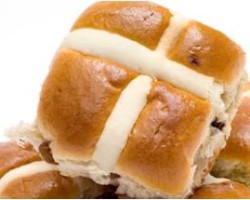 Small Hot Cross Bun