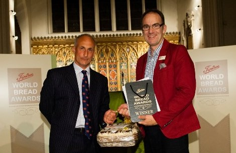 Peter Cooks Bread. Overall Winner