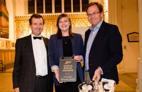 Overall Winner 2016 - Agnes Gabriel-Damaz, Gradz Bakery