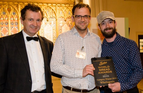 Winner Wholegrain - Richard Copsey, Holtwhites Bakery
