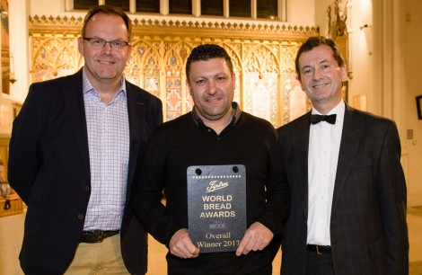 Overall Winner - Bexhill Farm Kitchen & Poppyseed Bakery