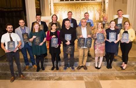 Tiptree World Bread Awards - Winners 2017