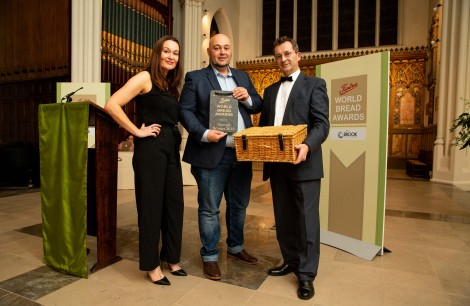 Overall Winner 2018 - Istvan Nadhazi, M's Bakery