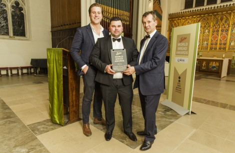 Winner Restaurant/Gastro Pub Bread:  Francois Bonnefoy - Capital Bread Ltd