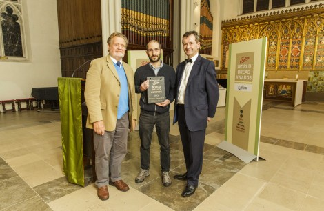 Winner Gluten Free:  David Nizi - Nizi Bakery
