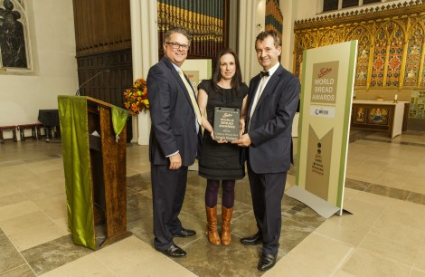 Winner Zeelandia Wholegrain: Nicola Cooper - Blake's Kitchen