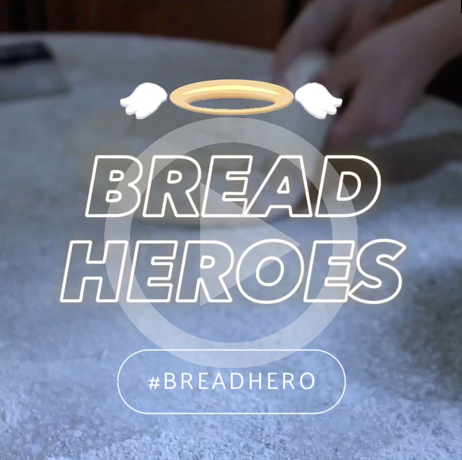 #BreadHero Play2