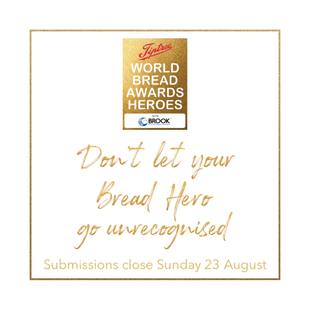 Don't Let Your Bread Hero Go Unrecognised
